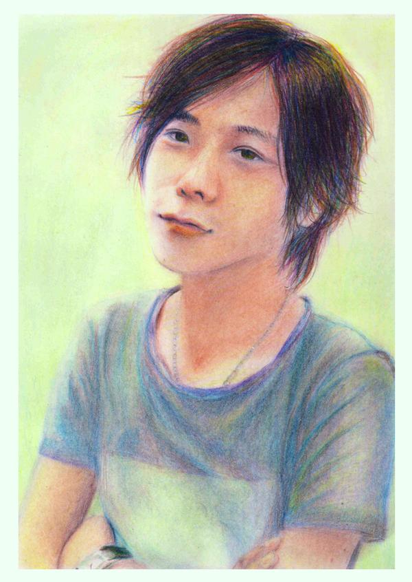 Ninomiya Kazunari by twosen