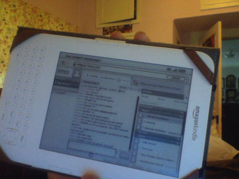 Kindle chat