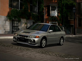 GT4 - 1996 Mitsubishi Lancer Evolution IV by Cecil475