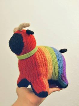 My gay sheep