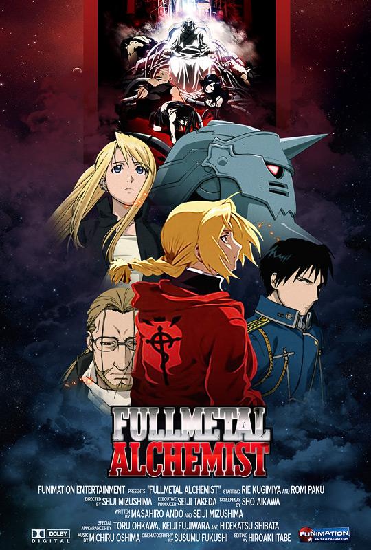 Fullmetal Alchemist Poster by gossymer on DeviantArt