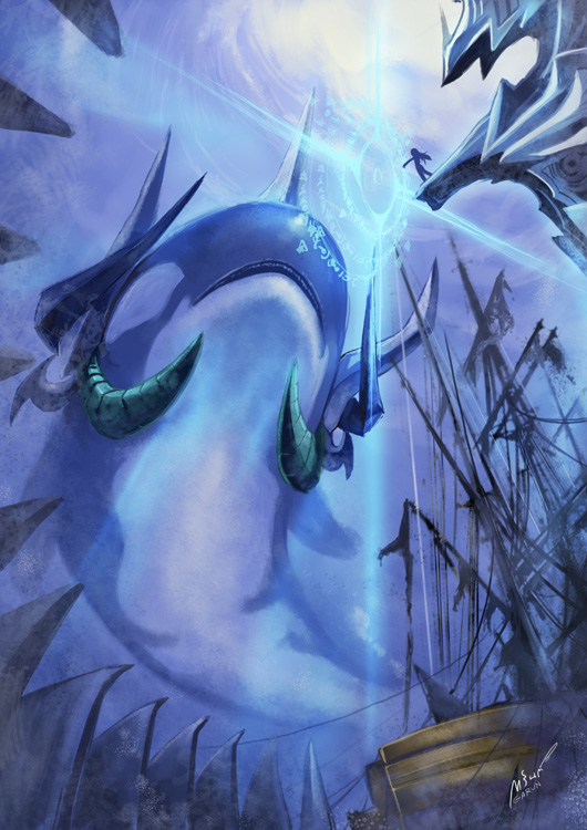 summon by garun