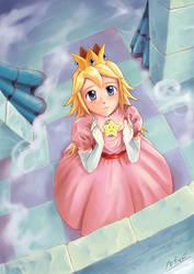 Princess Peach by garun