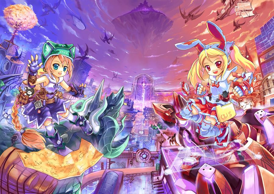 Fantasy Adventure by garun