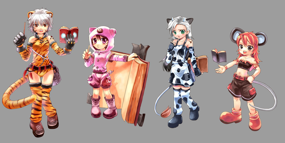 Character And Npc Design : Npc game character design by garun on deviantart