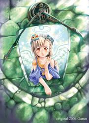 Little Angel by garun