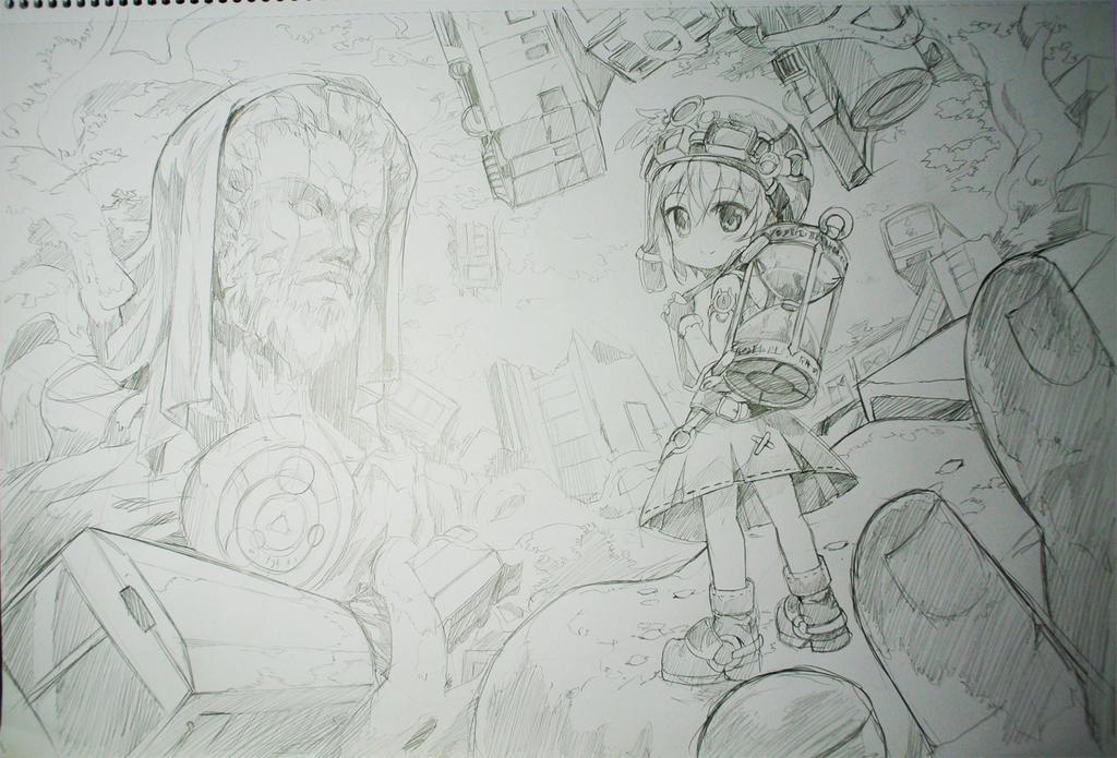 sketch by garun