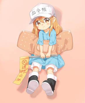Platelet-chan!
