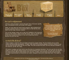 Website - Bigger Box by SpeedD