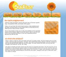 Website - SunFest by SpeedD