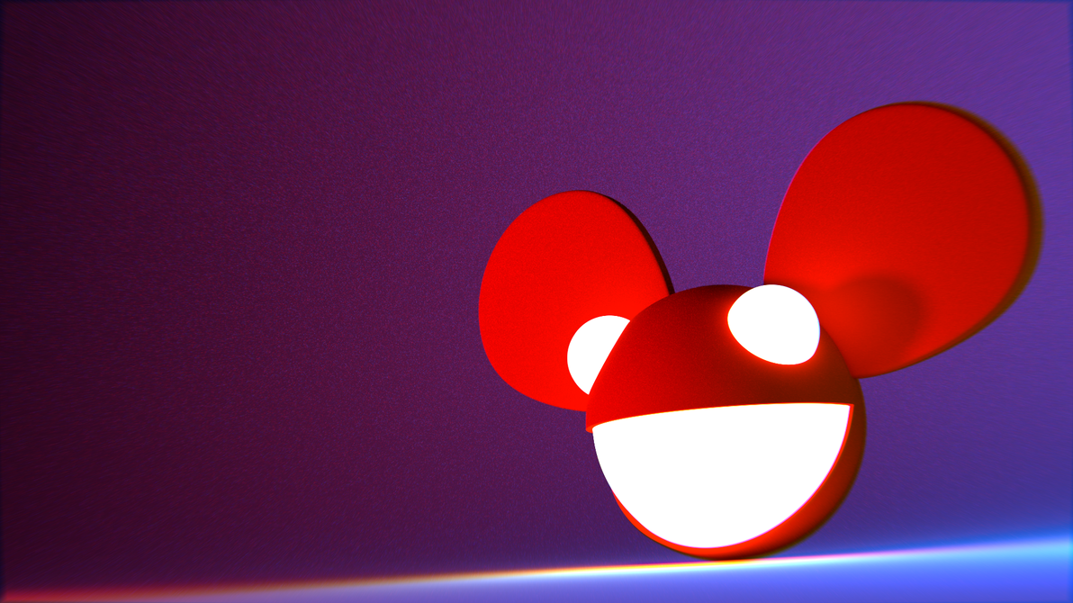 Deadmau5 fanart by adamboross