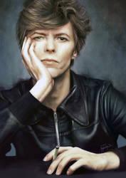 Bowie by Raiecha