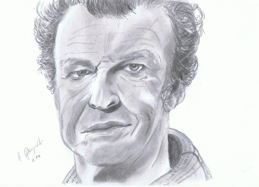 John Noble by Koverss