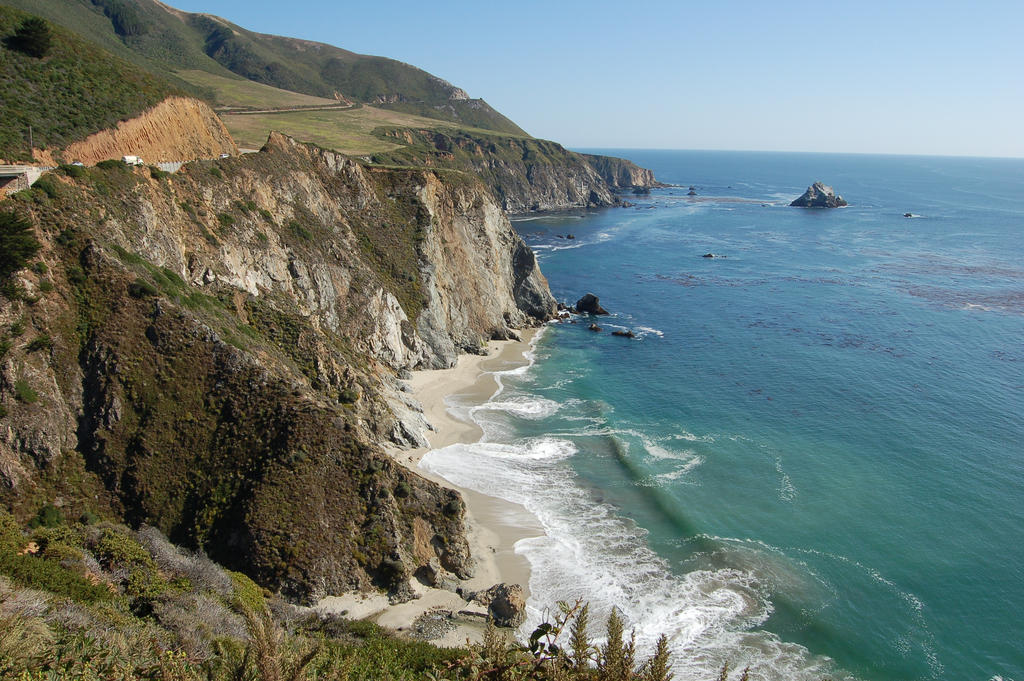 Big Sur by robebilbo