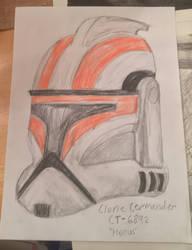 Clone Commander CT-6892 Horus