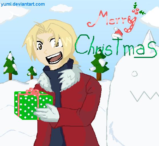 Merry Christmas by Yumi97