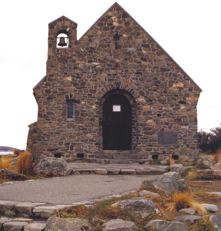 old stone church NZ by RaphaellaNightfire ...