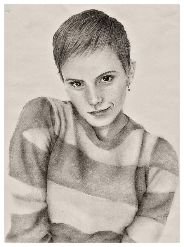 Emma Watson by Touya-shi