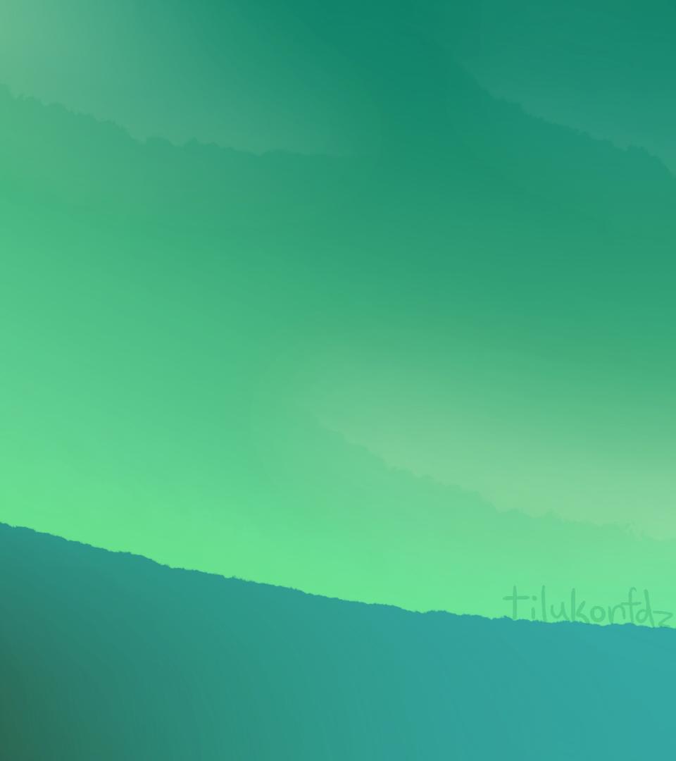 Green Skies by tilukonfdz