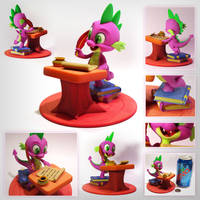 Spike Sculpture 3D Print