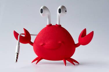 Apple Earpods Crab Holder