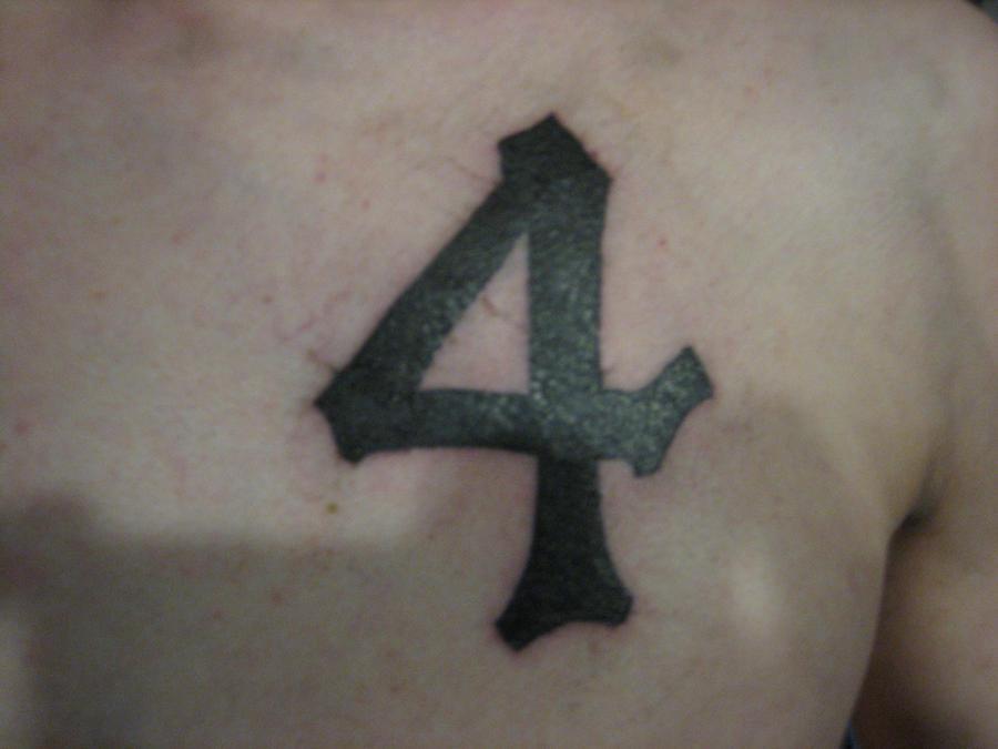 Espada four Tattoo by rockaddict44Espada Tattoo