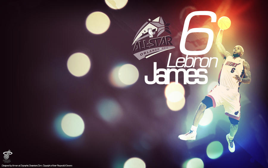 Lebron James 2012 Wallpaper by drgraphic on DeviantArt