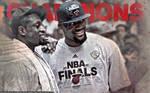 Miami Heat 2012 Champions