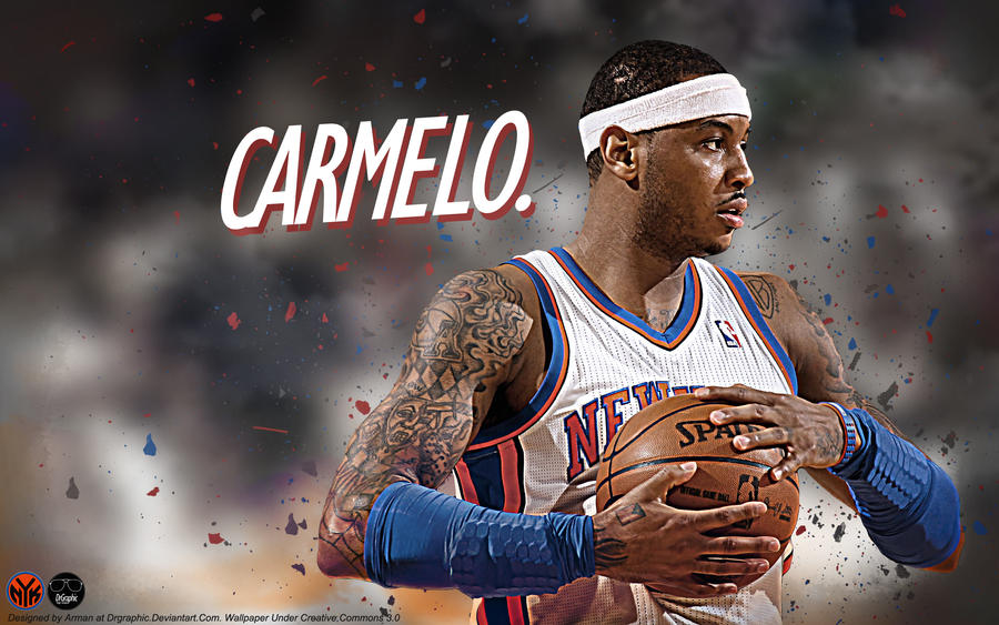 Carmelo by drgraphic on deviantart carmelo by drgraphic voltagebd Images