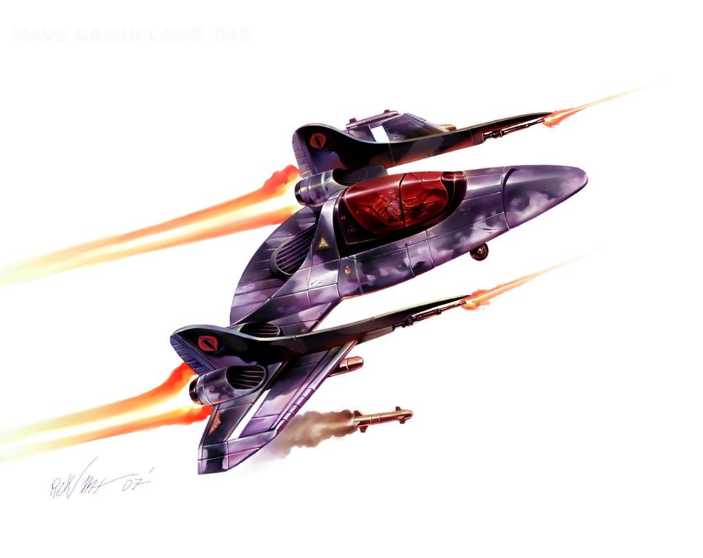 Cobra kamus F37 by rickmastervazquez