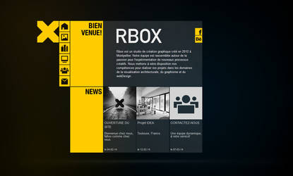 RBOX - Home page