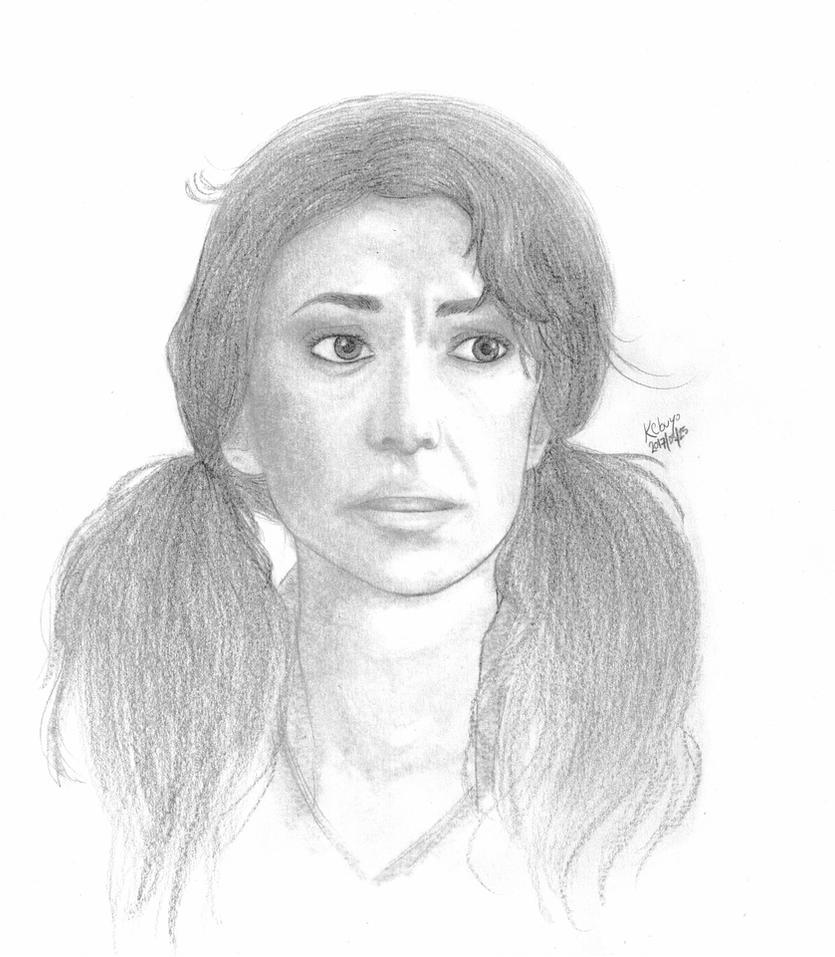 Stargate: Vala Mal Doran by Kebuyo