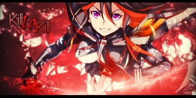 Killl a kill Ryuuko MATOI by ShiraTensei