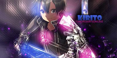 SwordArtOnline Kirito by ShiraTensei