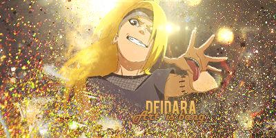 Deidara Art is Bang