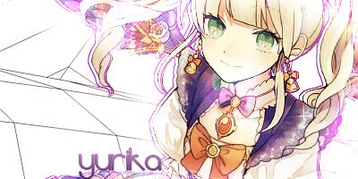 Yurika Toudou by ShiraTensei