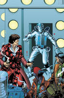 Dr. Who Classics Vol.2 issue 4 by CharlieKirchoff