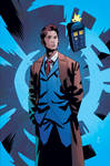 Dr Who Ongoing 3 cover