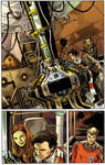 Doctor Who II issue 5 pg 1