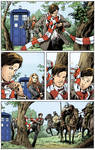 Doctor Who II issue 5 pg 4