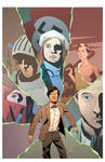 Doctor Who II Issue 8 RI Cover