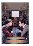 Doctor Who Vol 3 Issue 3 Cover