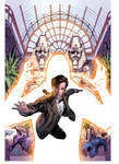 Doctor Who Vol. 3 Issue 2 Cover
