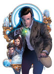 Doctor Who Vol 3 Issue 1 Cover