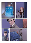 Doctor Who Vol 3 Issue 1 Page 6 by CharlieKirchoff