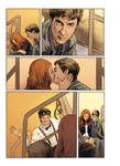 Doctor Who Vol 3 Issue 1 Page 5 by CharlieKirchoff