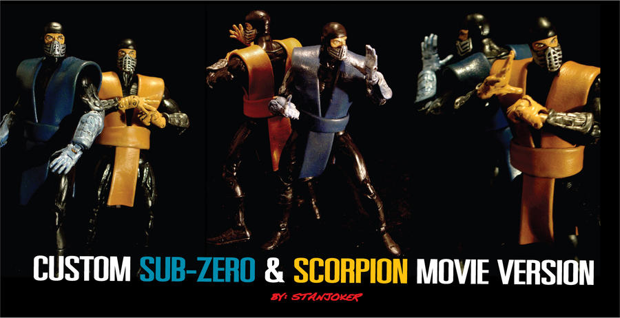 are sub zero and scorpion brothers. reptile sub zero and scorpion.