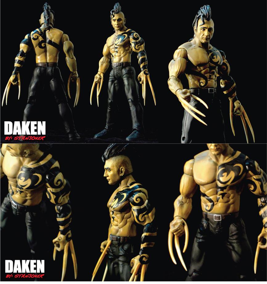 X 23 Daken Daken Vs Deadpool Dake...