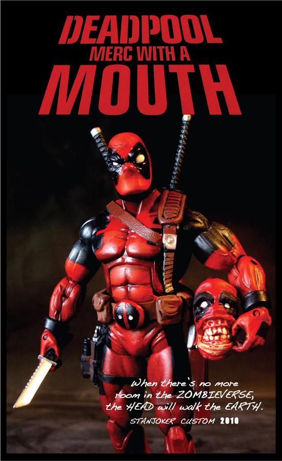 Deadpool and headpool by stanjoker on deviantart for Headpool