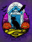 Black Cat by Gytrash01